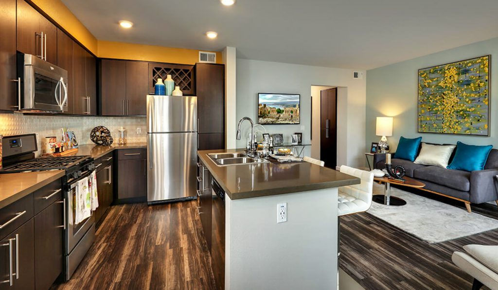 Dylan Point Loma luxury apts 2020